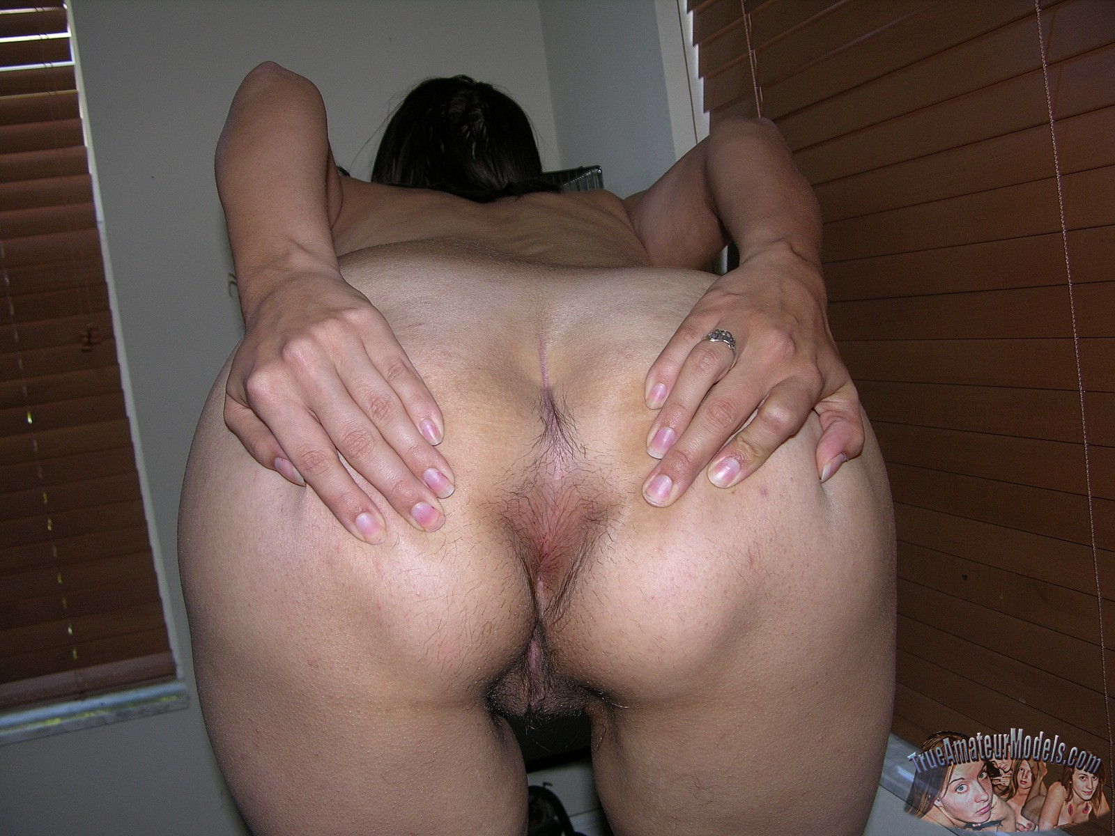 She girls hairy butt holes