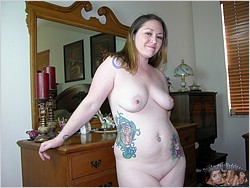 Amateur BBW Nude Model Meredith - Trueamateurmodels.com
