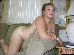 Chubby Amateur Girl - Brittany K.