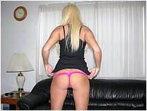 Hot Blonde Girl Modeling Nude - Brooklyn - Picture 4
