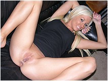 Hot Blonde Girl Modeling Nude - Brooklyn - Picture 7