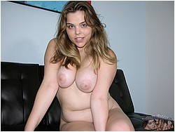 Chubby Nude Teen Model - Cloe From True Amateur Models