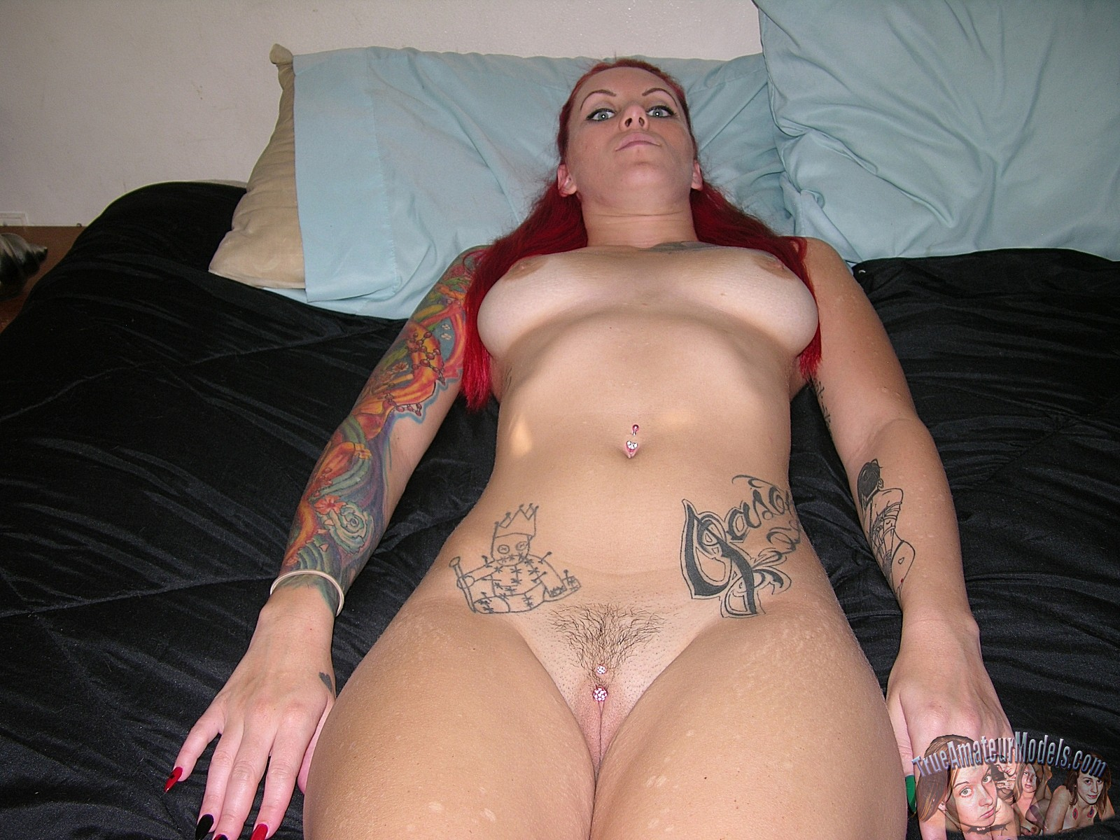 Remarkable, Nude women tatoo redhead agree, your