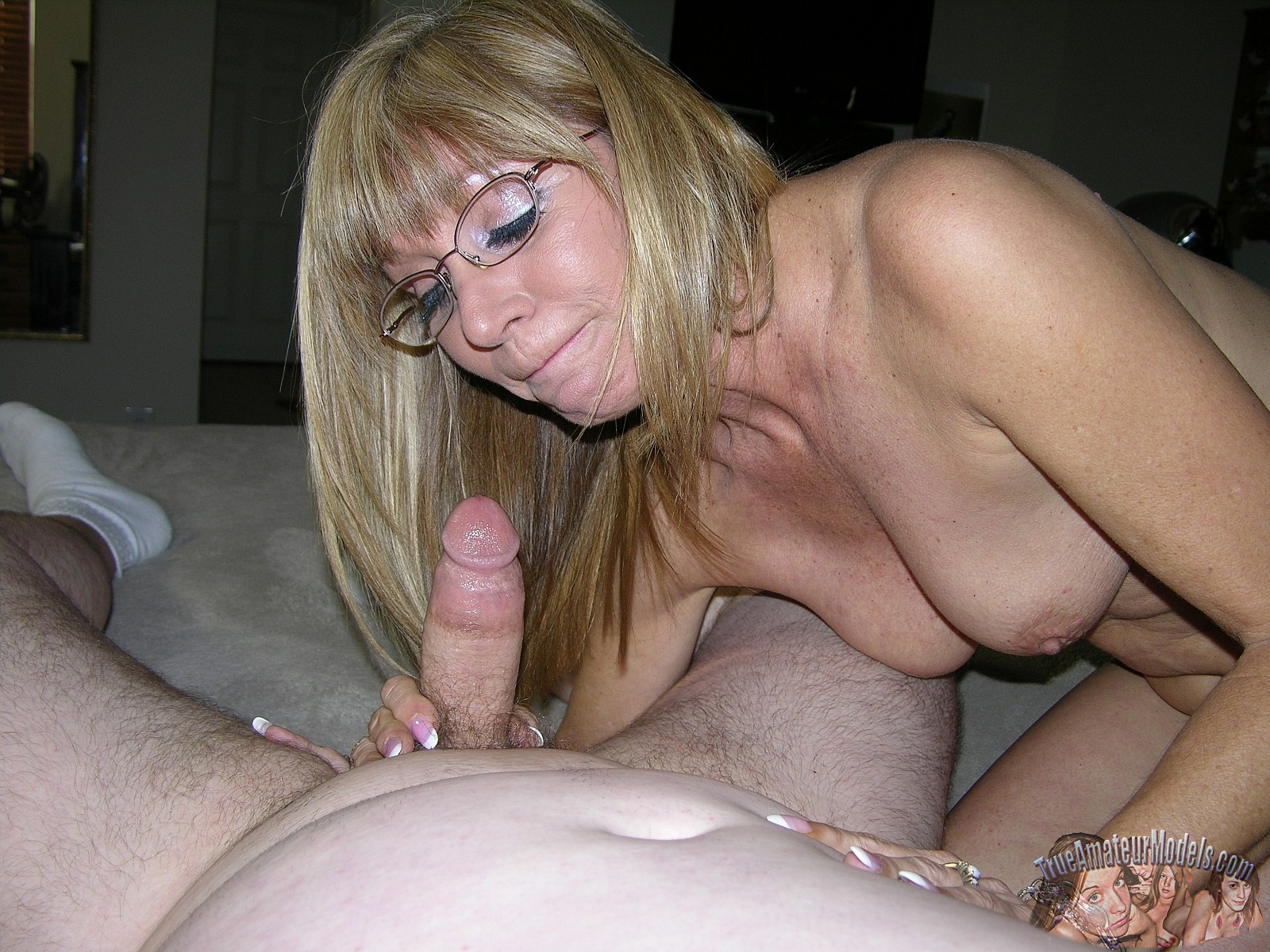 Grandma Gives Blowjob 82