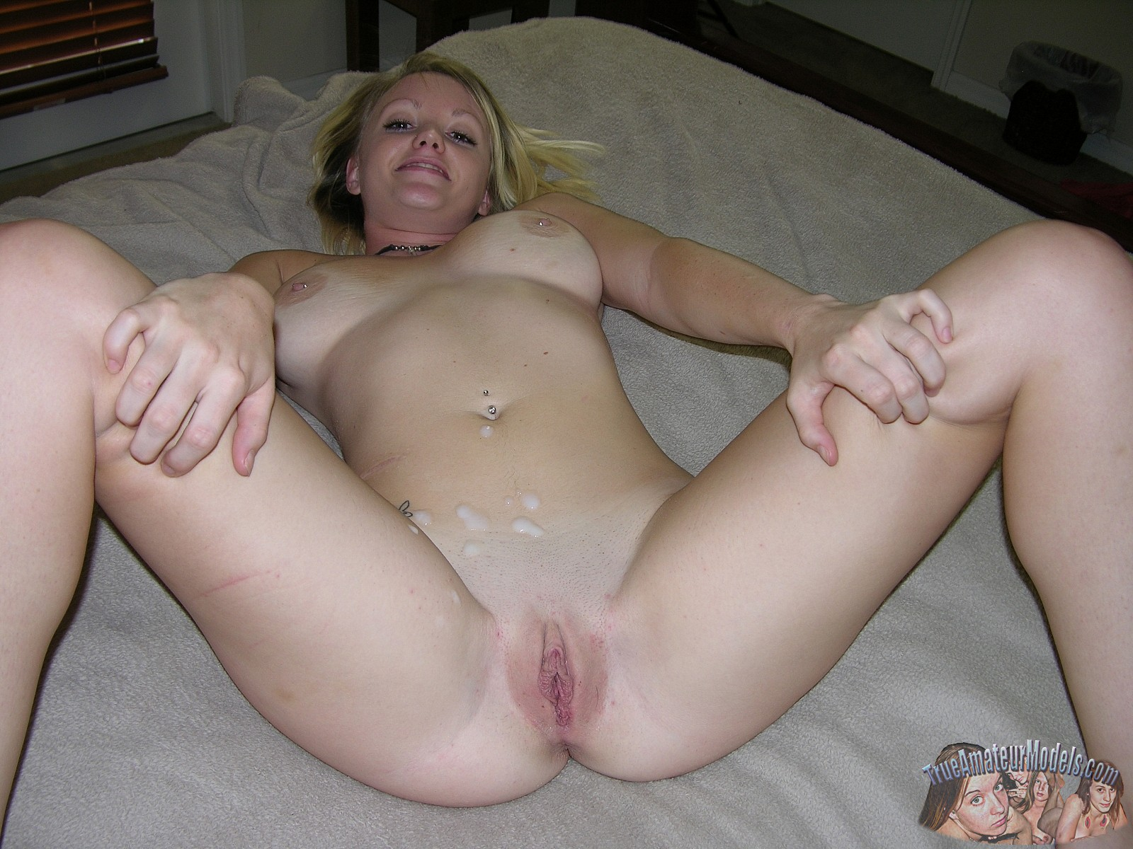Accept. True amateur models blonde