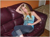 Blonde Amateur Nude - Lexi - Picture 1