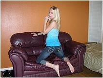 Blonde Amateur Nude - Lexi - Picture 4
