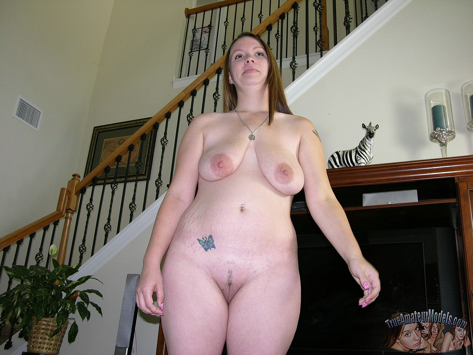 Real amateur chubby women really