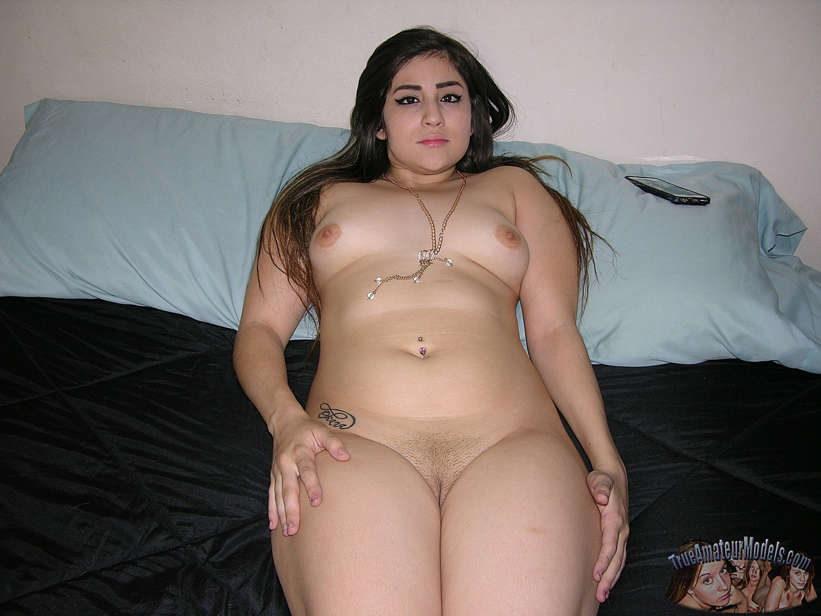 True amateur models latina