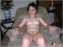 Nude Short Haired Girl - Baby D. From Trueamateurmodels.com