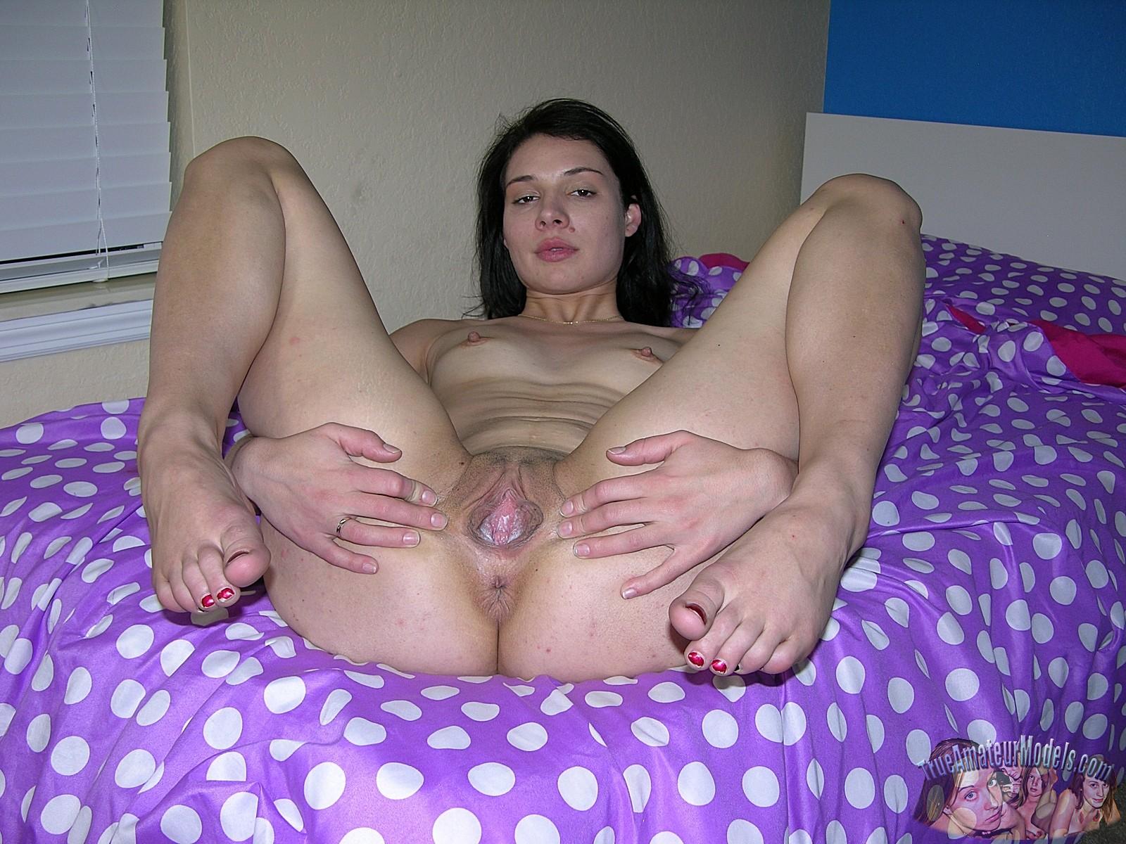 She stuffed a dildo up his ass