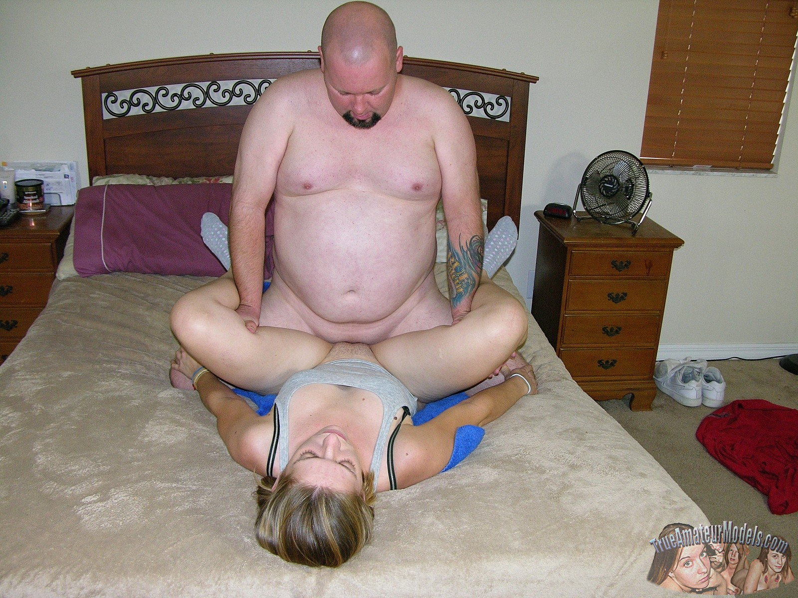image Real true amateur ashley takes a big cock and big load