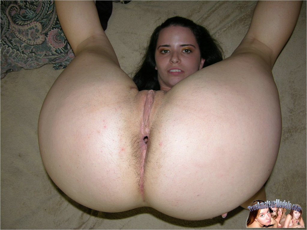 Spread ass mature