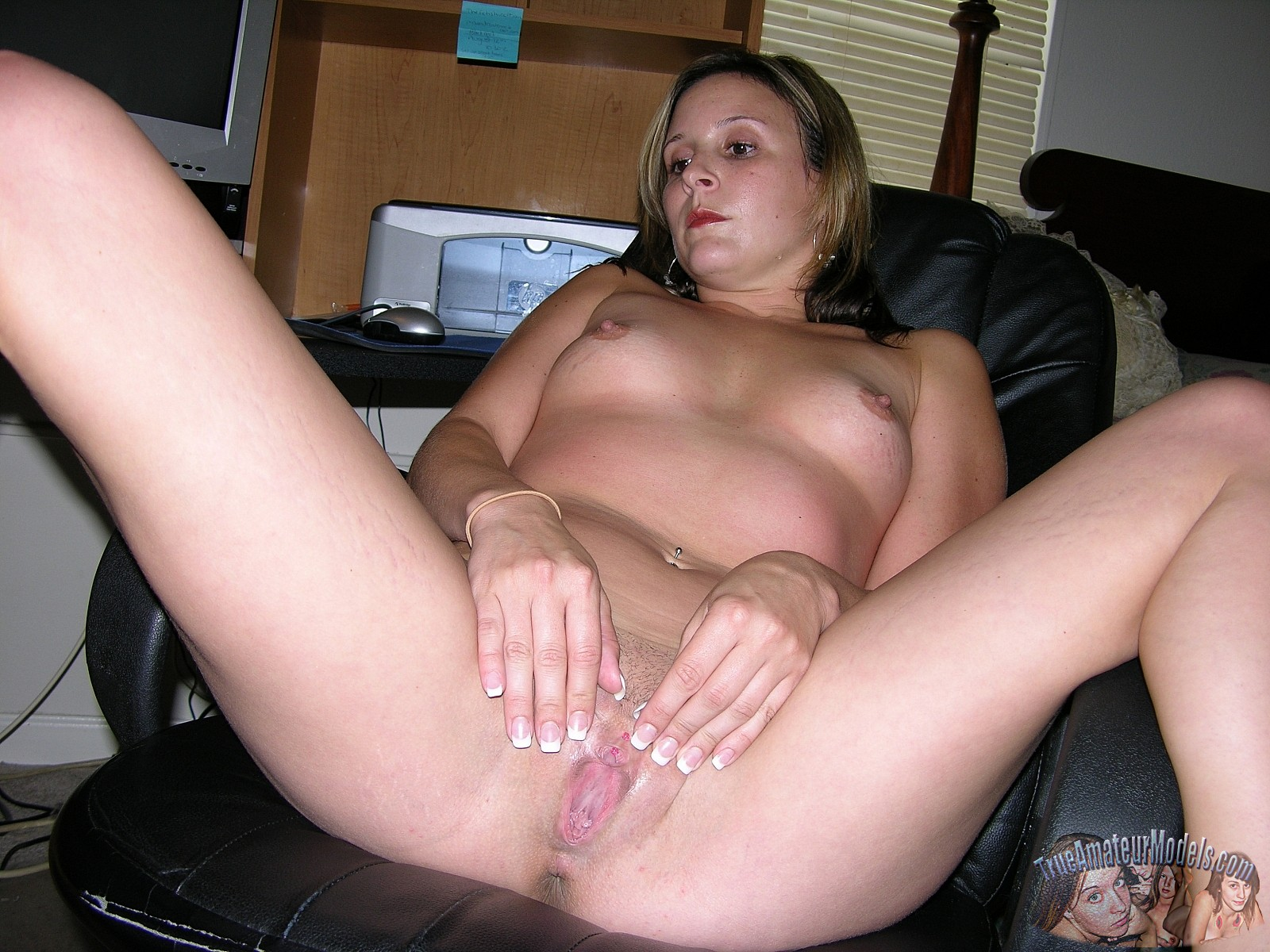 amateur moms spreading Cougar