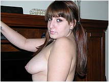 Chubby Amateur Teen Model Shows Her Juicy Pussy And Asshole - Picture 8
