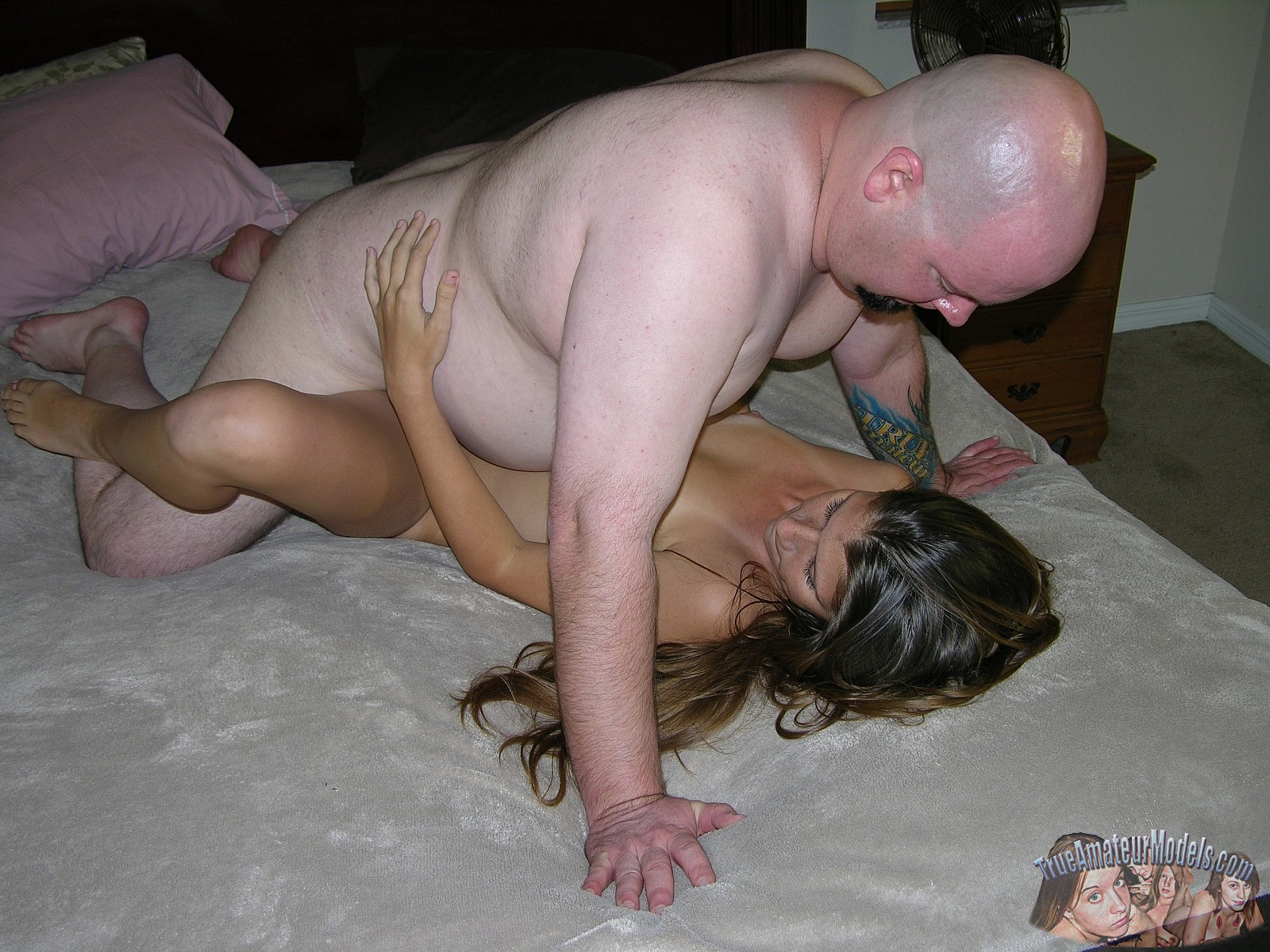 fat man sex with young pussy
