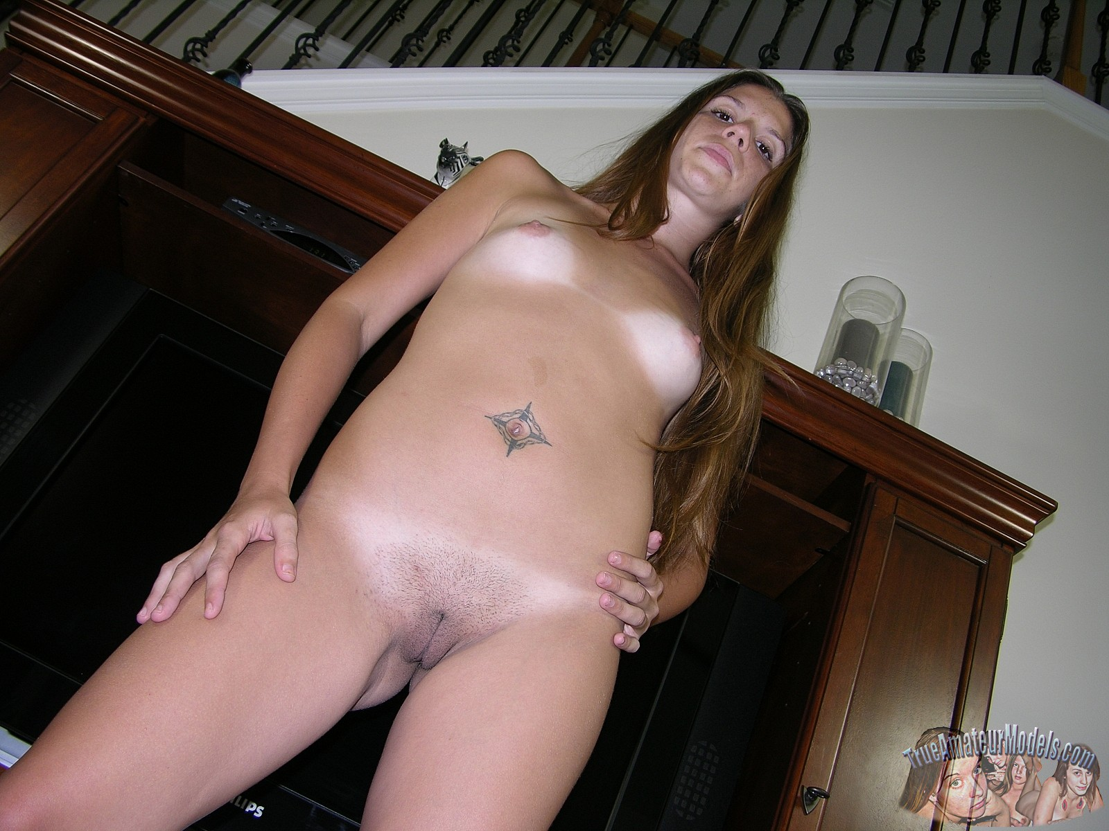 True amateur models j c taylor freckles