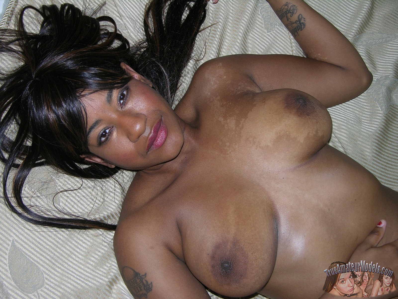 Black barbara amateur women
