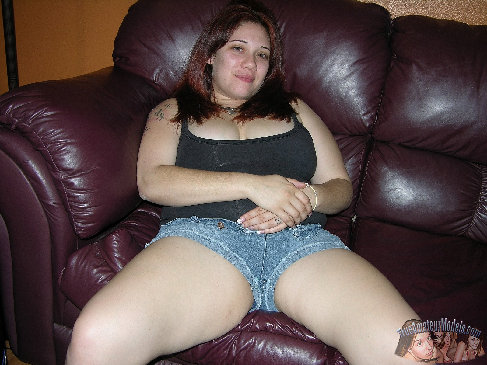 Amature chubby girl