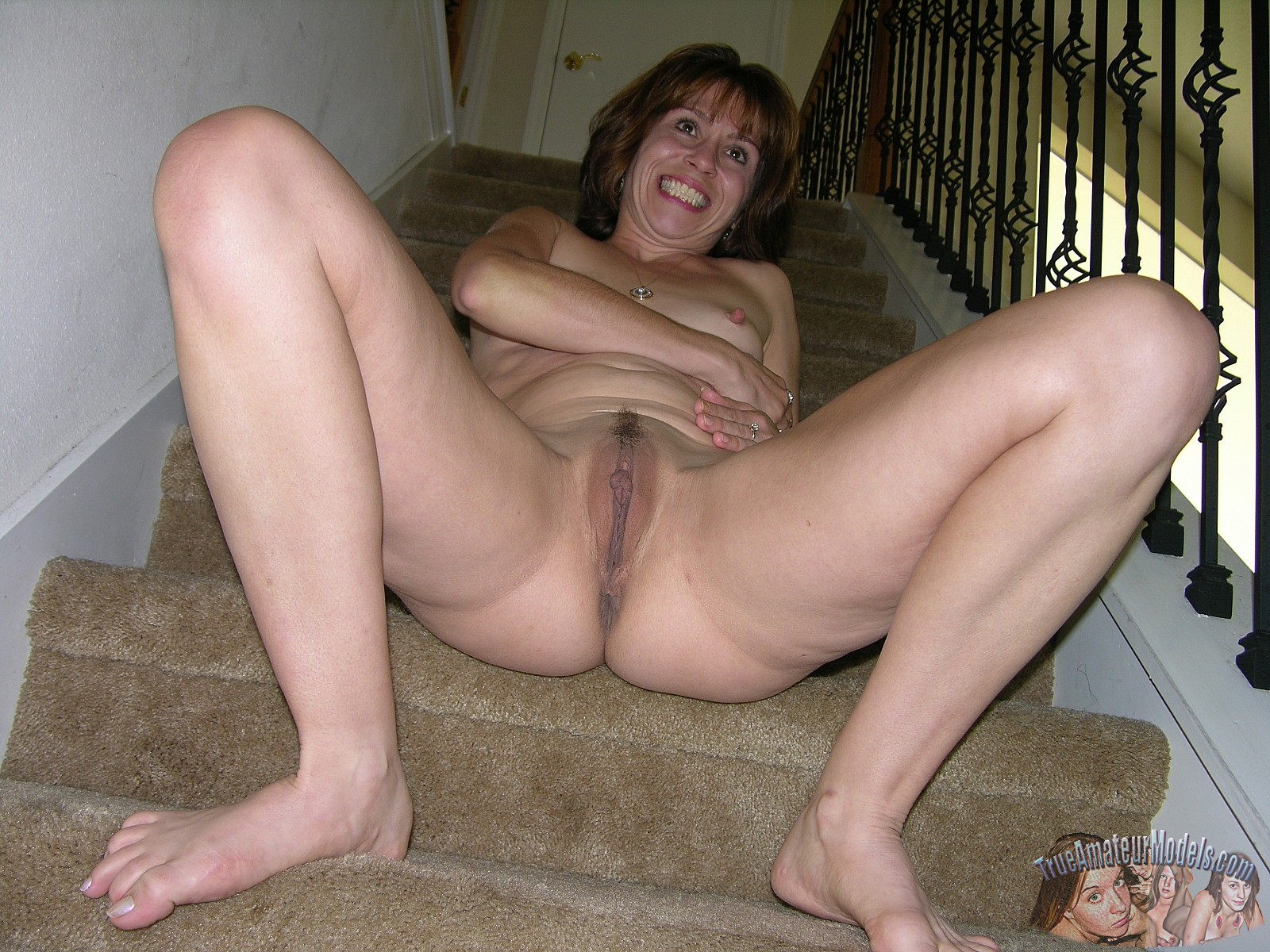 Woman Next Door Nude
