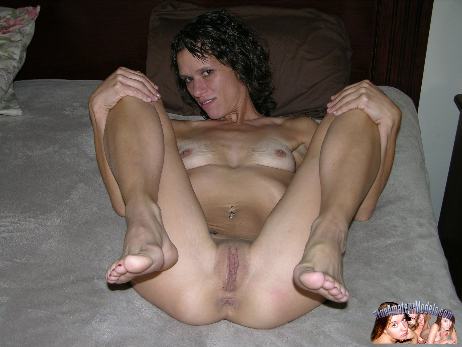 Are absolutely Amateur milf spread