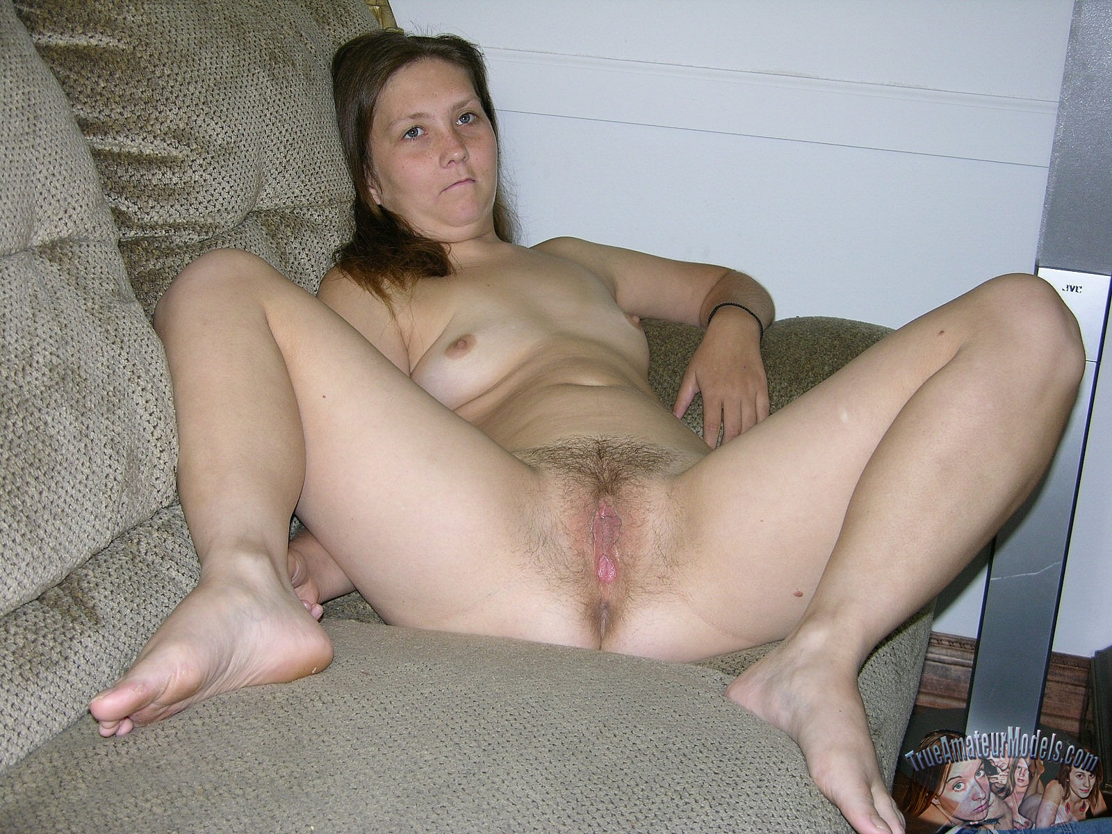 Teen party brunette