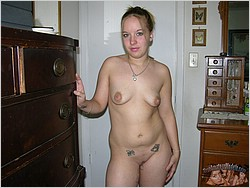 Nude Girlfriend In Bedroom