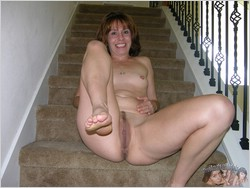 Skinny Mature Model Sage - TrueAmateurModels.com