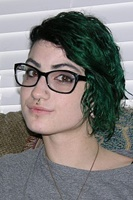 Emo With Glasses Modeling Nude - Lydia From True Amateur Models