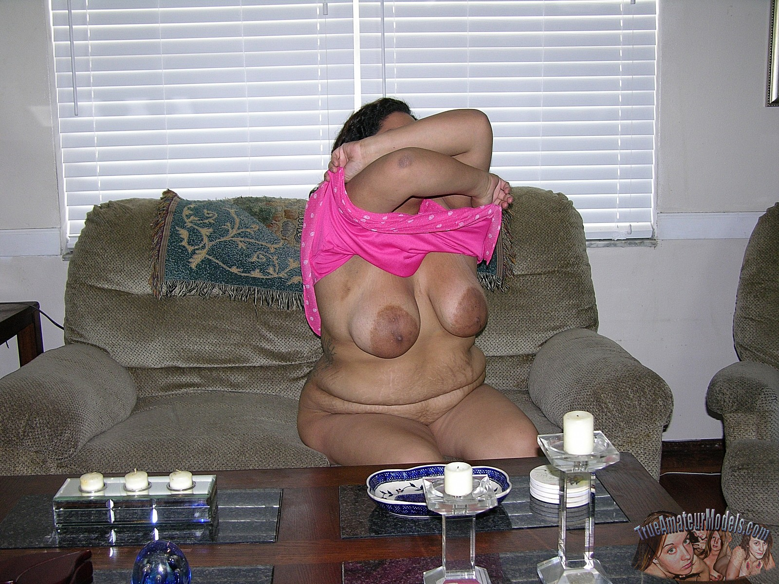 Amateur fat ass latina